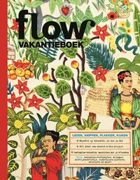 vakantieboek Flow Vakantieboek 2014, Zomerbries en Vriendin Zomerspecial