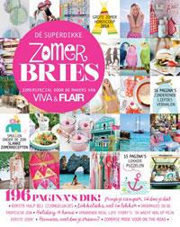 zomerbries Flow Vakantieboek 2014, Zomerbries en Vriendin Zomerspecial