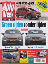Autoweek een mannenmagazine?