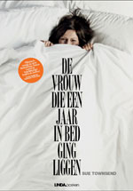 eenjaar De vrouw die een jaar in bed ging liggen door Sue Townsend