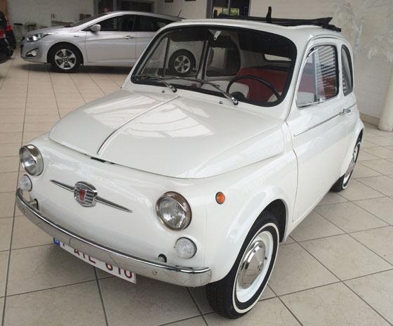 fiat500 01 Schattig: Fiat 500