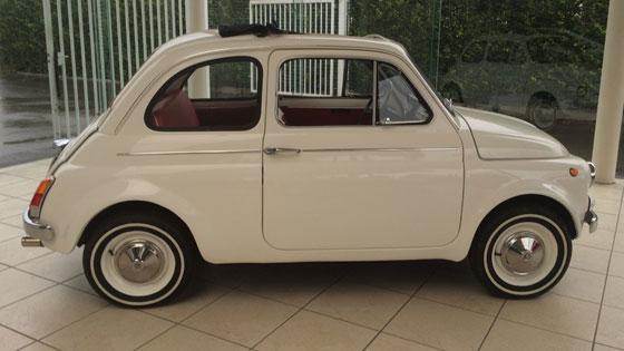 fiat500 02 Schattig: Fiat 500
