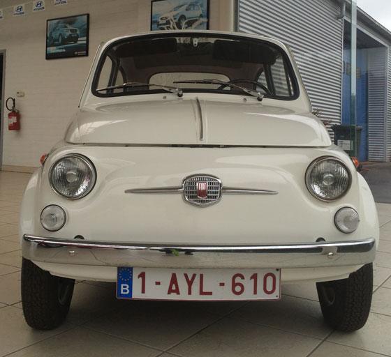 fiat500 03 Schattig: Fiat 500