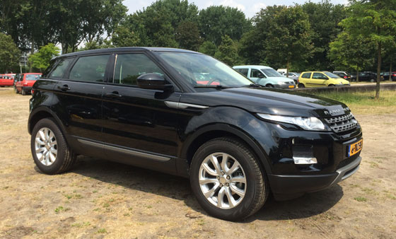 plogevoque06 Ploggen 7 juli 2014: Range Rover Evoque en Big Green Egg Event