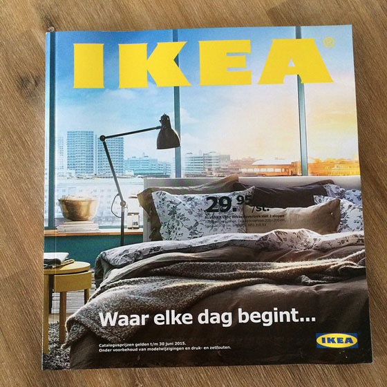 Ikea gids