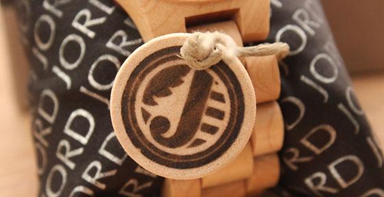 jord02 Hip: Houten Horloges van JORD