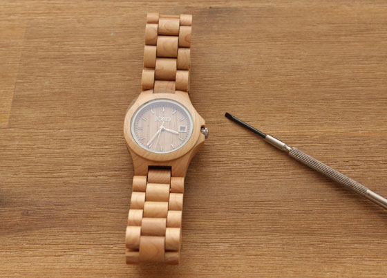 Hip: Houten Horloges