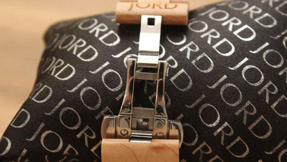 jord07 Hip: Houten Horloges van JORD
