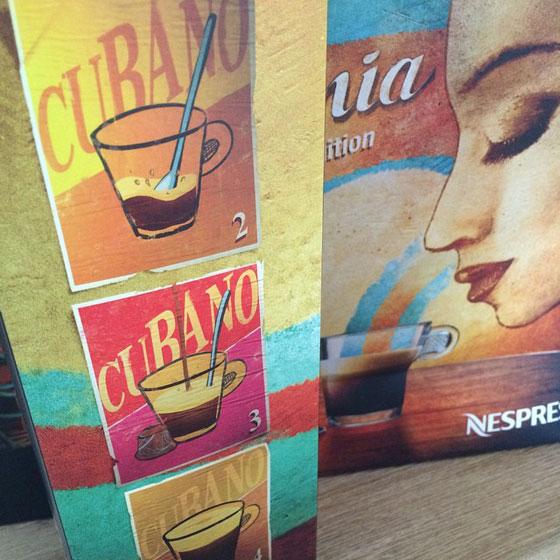 Nespresso Cubania