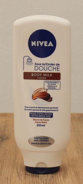 Nivea Onder de Douche Bodymilk Cacao