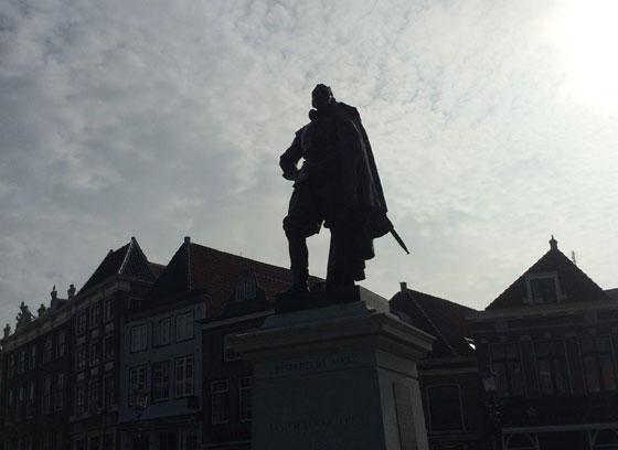 Jan Pieterszoon Coen beeld Hoorn