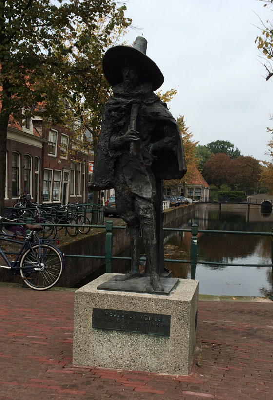 Standbeeld Velius Hoorn