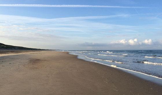 Brede stranden