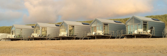 Strandhuisjes Julianadorp Ooghduyne