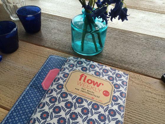 Flow weekly bijwerken