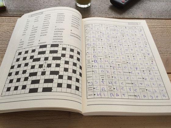 Zweedse puzzel opgelost