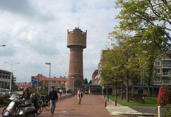 watertoren Den Helder
