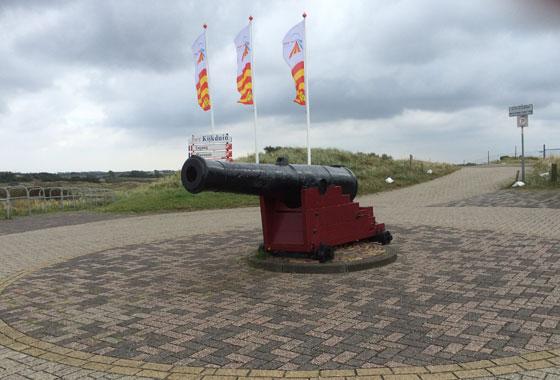 Kanon Fort Kijkduin