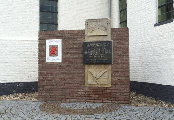 Callantsoog oorlogsmonument