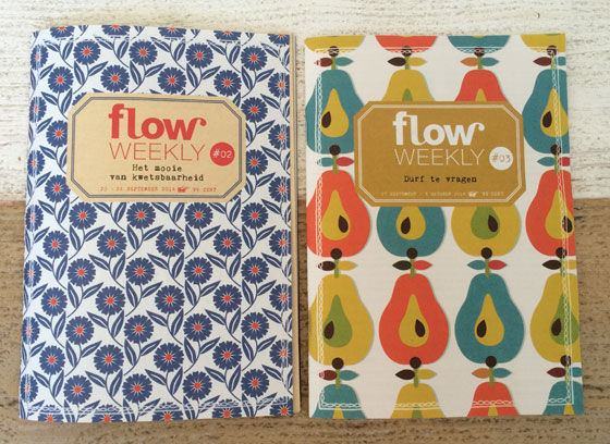 Flow Weekly's