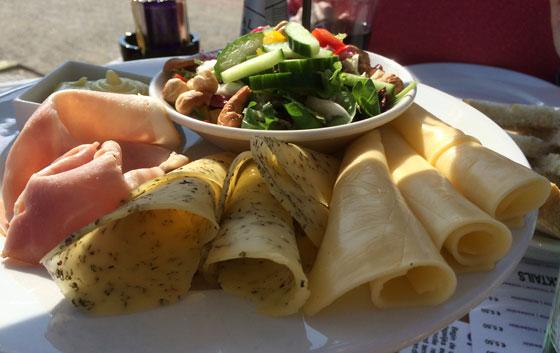plateau 2 lunchproeverij eigenwies