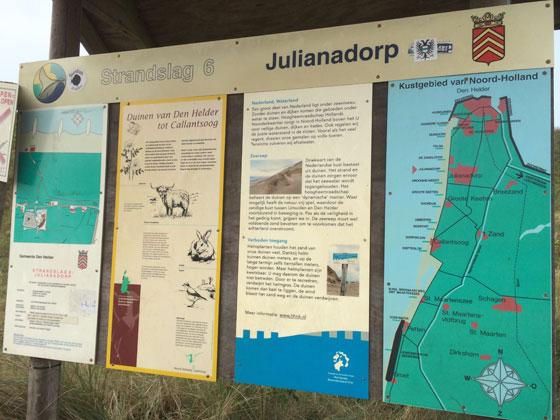 Dit is dus Julianadorp strandslag 6