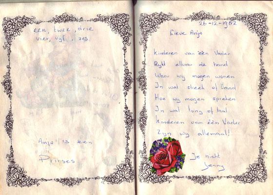 Poesiealbum versje 31