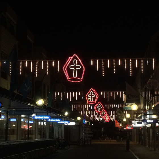 Sinterklaasverlichting Ellekoot Veenendaal