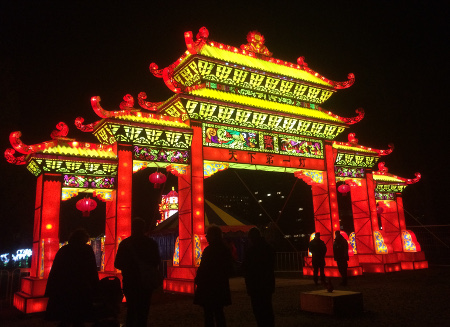 Ploggen 10 December 2014: China Light Utrecht
