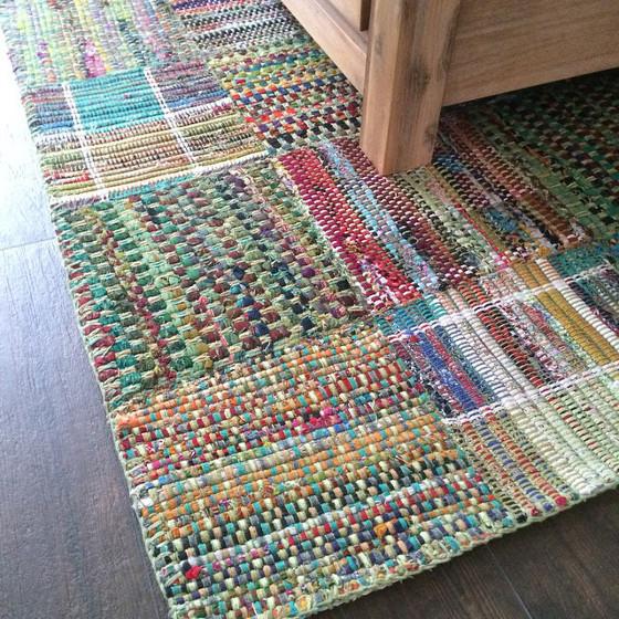 nieuw tapijt