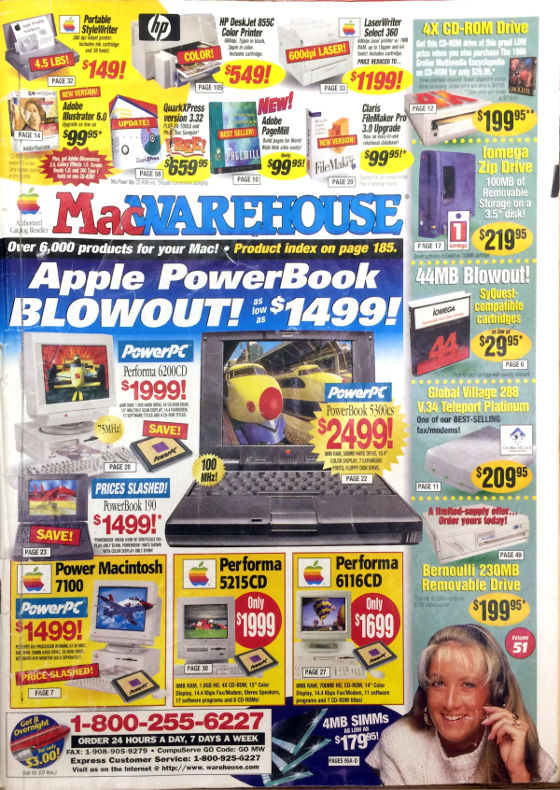 MacWarehouse cover