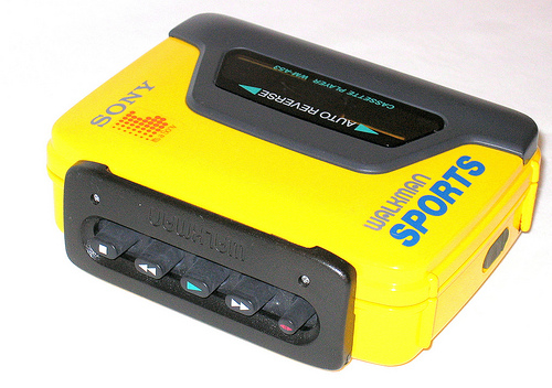 Sony Walkman Sport
