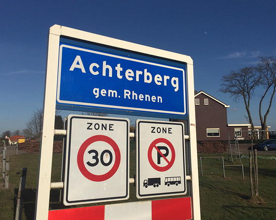 Rondje Achterberg