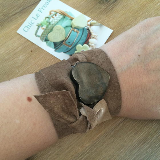 Armbandje van Chic le Freak