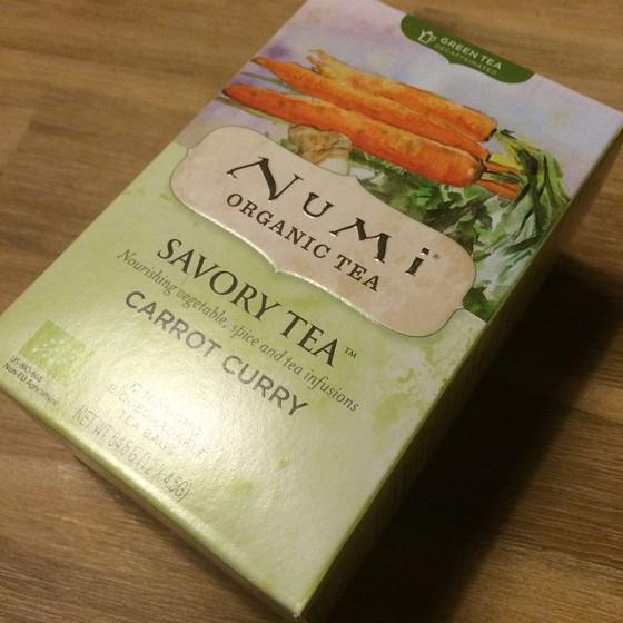 Worteltjes thee