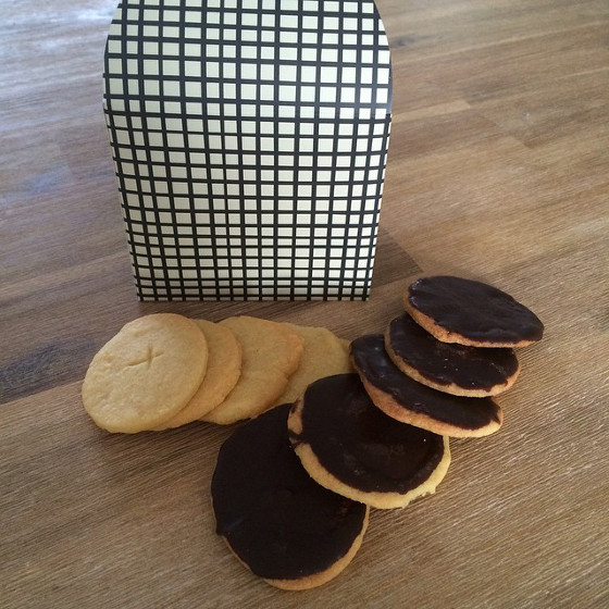 koekjes van buurmeisje