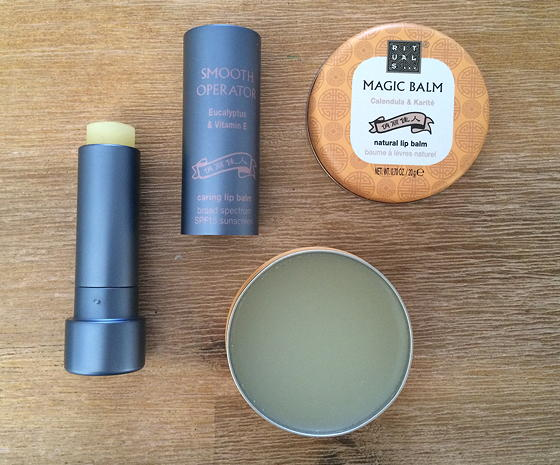 Rituals Lip Care Essentials Smooth operator magic balm