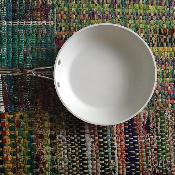 nieuwe pan