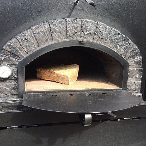 pizza on wheels oven