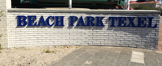 Op vakantie naar Texel! Landal Beach Park