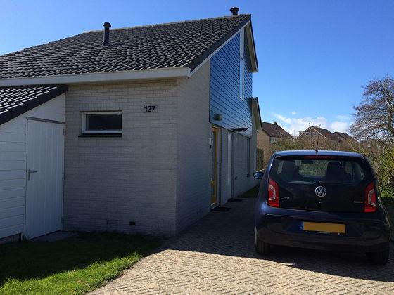 Op vakantie naar Texel! huisje 127 landal beach park