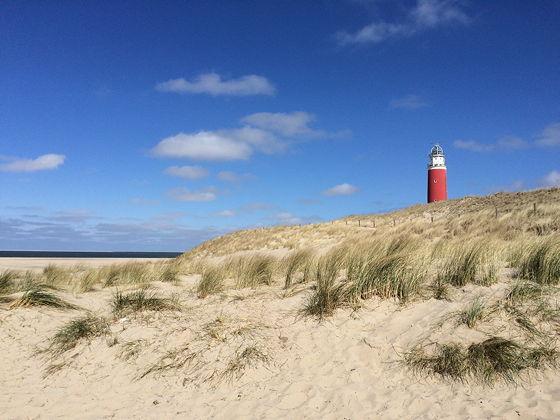 Ploggen 18 April 2015: Strandwandeling De Koog & Vuurtoren De Cocksdorp