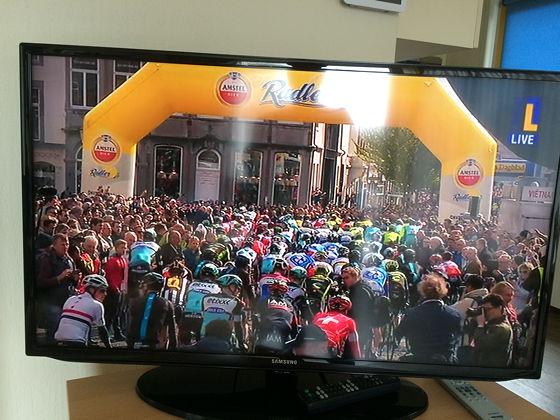 Wandeling De Muy op Texel Amstel Gold Race