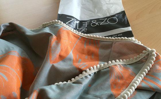 Wandeling De Muy op Texel Pom sjaal