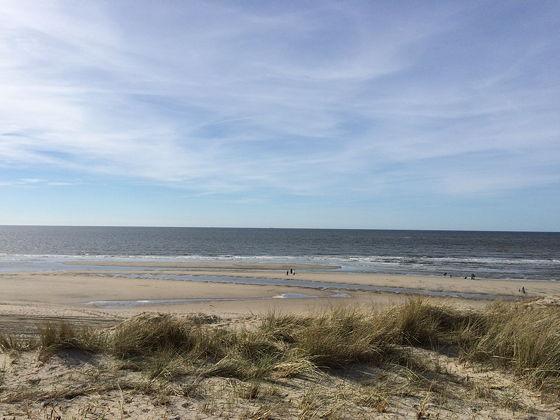 Den Burg, Oudeschild en Strandwandeling De Koog strand en water