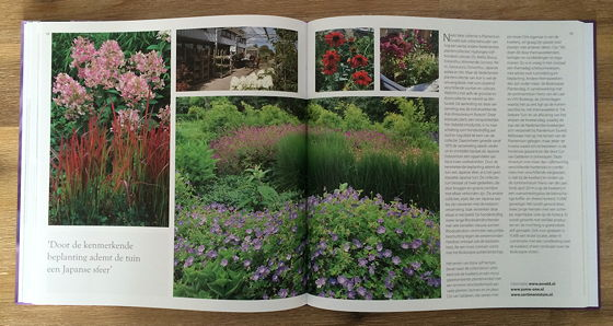 Inspirerende Tuinideeën - Hans Clauzing tuin