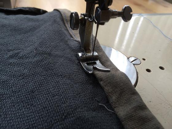 Recycle je kleding: van joggingbroek tot maxi rok zoom naaien