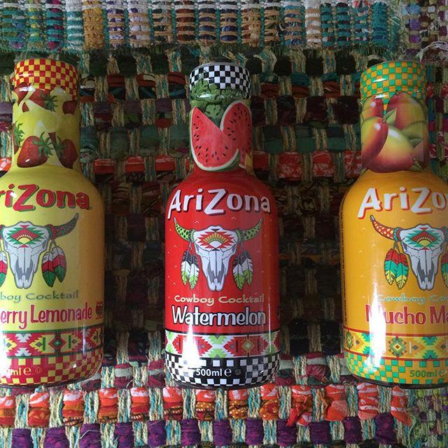 arizona drankjes