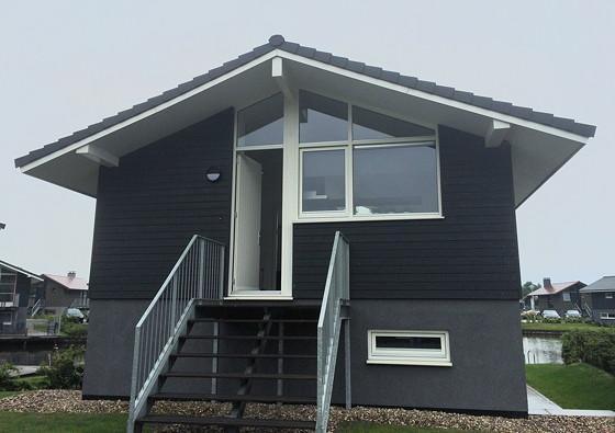 Ploggen 13 Juli 2015: Op vakantie naar Terherne huisje 413 Landal waterpark sneekermeer