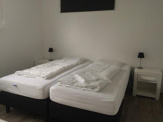 Ploggen 13 Juli 2015: Op vakantie naar Terherne slaapkamer huisje 413 Landal Sneekermeer